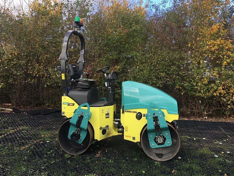Roller Hire Sussex - 120 roller